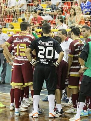 Orlândia Futsal (Foto: Divulgação / ADV Intelli)