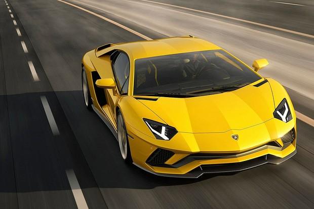 Lamborghini Aventador S 2017 (Foto: Divulgação)