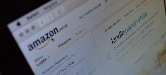 Amazon  (Foto: Reprodução: Melissa Cruz)