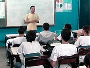 Globo Educação (Foto: Reprodução de TV)