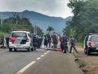 Quadrilha é presa após roubo a agência do Correios em Piracaia
