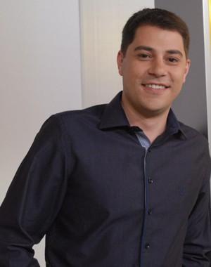 Evaristo Costa não possui perfil no microblog Twitter (Foto: Divulgação/ TV Globo)