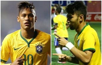 Pitaco: Coronel Nunes pede Gabigol  no lugar de Neymar na Copa América