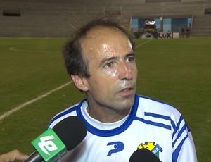 Flávio, lateral-direito da Perilima, gaúcho (Foto: Reprodução / TV Cabo Branco)