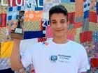 Televisando o Futuro: estudante de Londrina vence etapa estadual ( Reprodução/RPC)