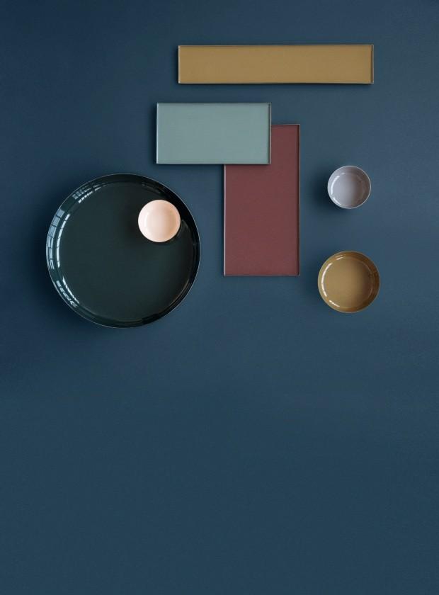 Paleta modernista: conheça as cores da vez (Foto: divulgação)