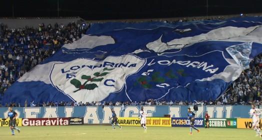 Londrina inicia venda para partida contra o Paysandu (Reprodução/RPC)