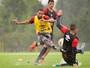 Atlético-PR disputa jogo-treino contra o Marcílio Dias no sábado