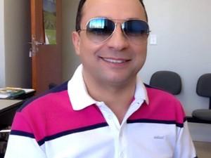 Jornalista é assassinado em Palmas (Foto: Arquivo Pessoal)
