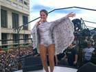 Carnaval de Salvador: Claudia Leitte faz estreia nesta sexta-feira na Barra