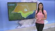 Veja como fica o tempo na região no domingo