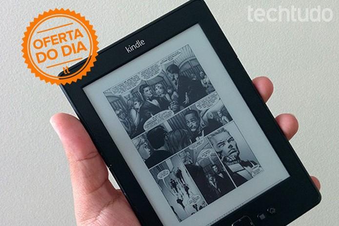 São mais de 1,8 mil livros em promoção para o Kindle (Foto: Paulo Alves/TechTudo)