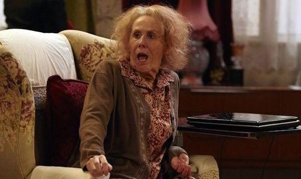 A personagem da TV britânica que inspirou a fantasia de aniversário de Adele (Foto: Reprodução)