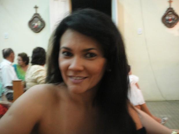 Advogada Vanessa Ricarda, 37 anos, encontrada morta em motel do RN (Foto: Arquivo pessoal da família/Cedida)