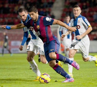 barcelona x Espanyol - supercopa (Foto: Efeservicios)