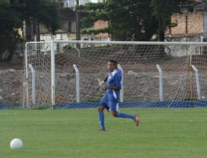 Equipe sub-20 do CSA venceu mais um amistoso (Foto: Henrique Pereira/ GloboEsporte.com)