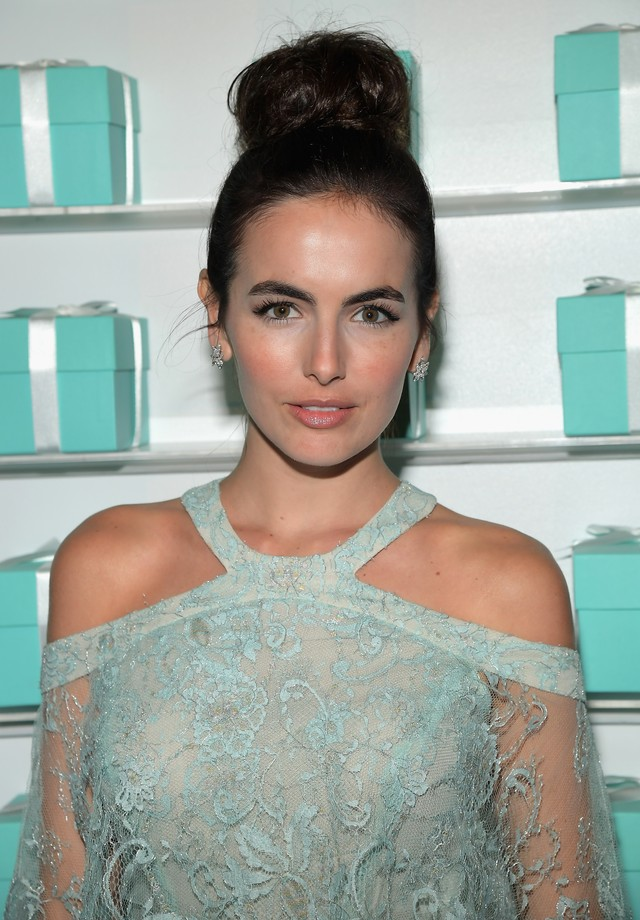 Camilla Belle (Foto: Getty Images for Tiffany & Co.)