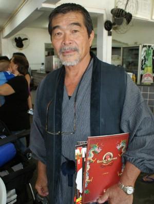 Yoshizo Machida (Foto: Divulgação)
