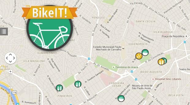 BikeIT (Foto: Reprodução )