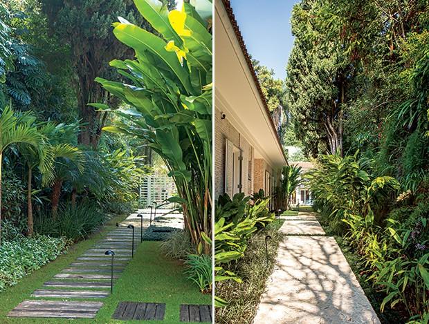 um passo do jardim  Casa e Jardim  Caminho