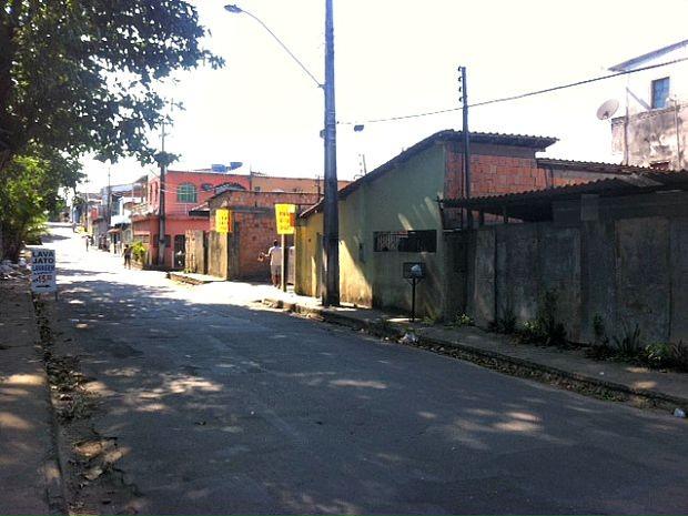 Fato ocorreu na madrugada deste sábado (15) em Manaus (Foto: Adneison Severiano/G1 AM)