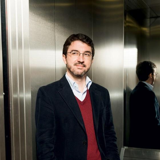 Sérgio Lazzarini doutor em administração (Foto: Gabriel Rinaldi/ÉPOCA)