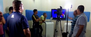 TV Gazeta promove workshop para repórteres cinematográficos; confira a matéria (Reprodução / Arquivo Pessoal)