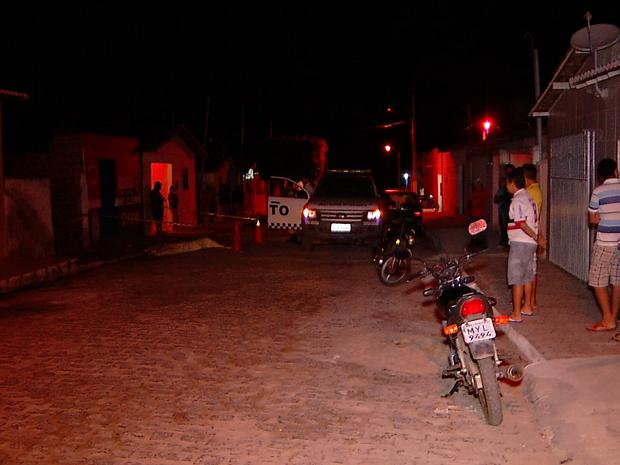 Três homens foram mortos em Serra Caiada no RN (Foto: Reprodução/Inter TV Cabugi)