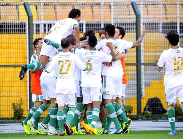 Palmeiras x Sport (Foto: Marcos Ribolli)