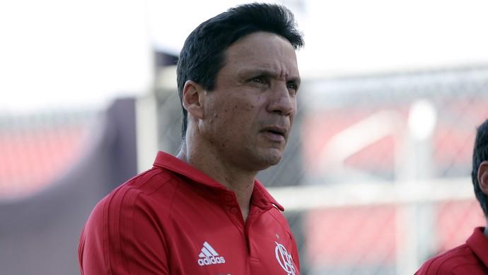 Ze Ricardo Flamengo (Foto: Agência Estado)