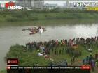 Avião da TransAsia cai em rio e deixa mortos em Taiwan
