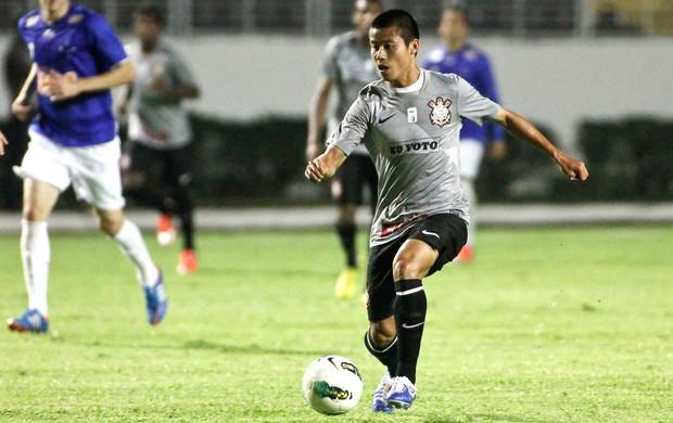Zizao, Cruzeiro e Corinthians (Foto: Rodrigo Coca / Agência Estado)