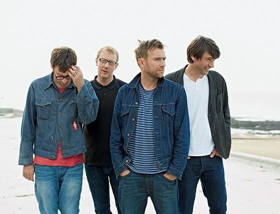 Músicos da banda Blur  (Foto: Divulgação)