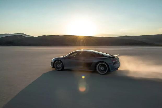 Audi R8 V10 Plus (Foto: Divulgação)