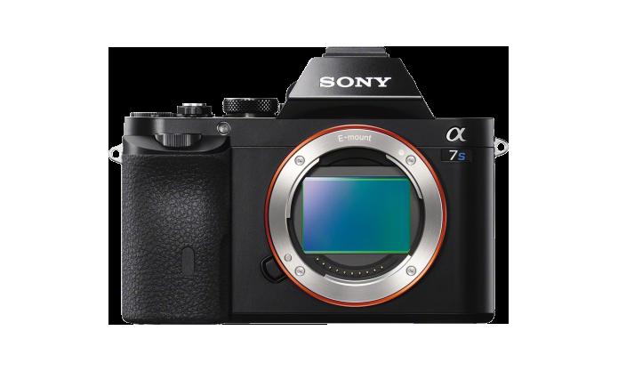 Alpha A7s é capaz de fazer vídeos em 4K (foto: Reprodução/Sony)