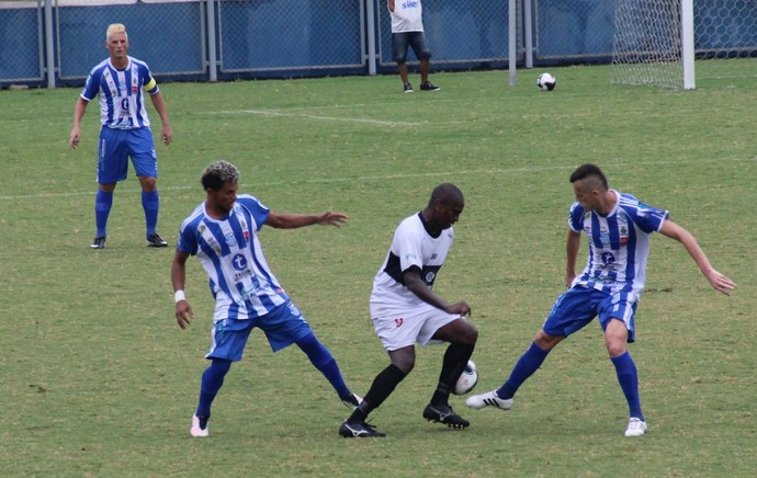 São Raimundo e Rio Negro Campeonato Amazonense (Foto: Rickardo Marques)