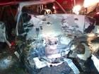 Mãe e filho morrem em acidente de carro na PE-120 em Agrestina