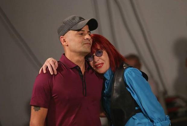 Rita e Sérgio (Foto: Silmara Ciuffa/ divulgação)