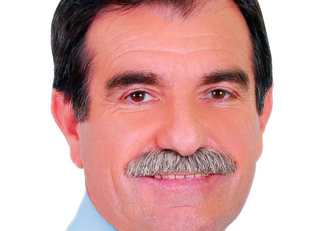 Arlindo Rebouças é candidato pelo PSDB (Foto: Divulgação)