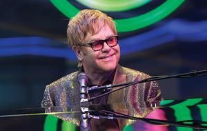No Multishow, noite de Natal tem show de Elton John