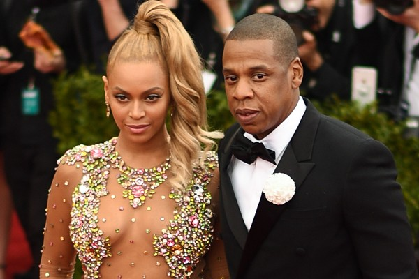 Beyoncé e Jay-Z (Foto: Getty Images)