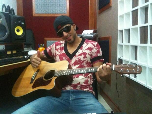 Perícia diz que cantor Boni Júnior foi baleado; reconstituição será feita na quinta (12), em Goiatuba Goiás (Foto: Arquivo pessoal)