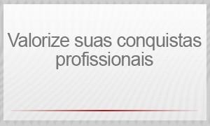 Valorize suas conquistas profissionais (Foto: G1)