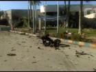Explosão deixa mortos em hotel do Egito que hospeda fiscais de eleição