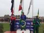 Atleta do CT Piauí quebra recorde nos 100m e leva 4 ouros no Sul-Americano