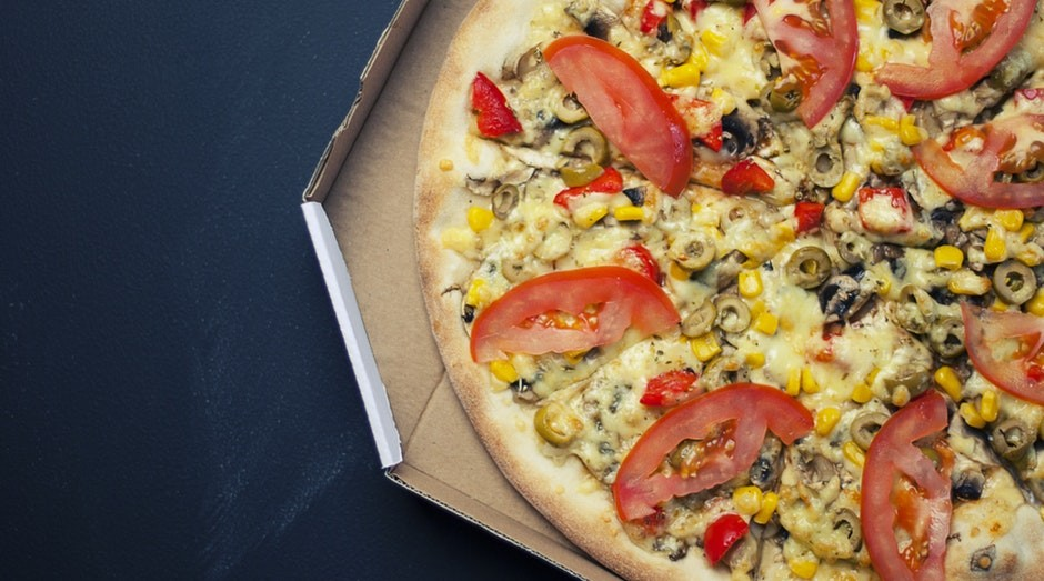 Pizza, alimento, alimentacao, delivery, entrega (Foto: Pexels)
