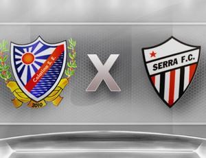 Campeonato Capixaba 2012: Colatina x Serra (Foto: Globoesporte.com)