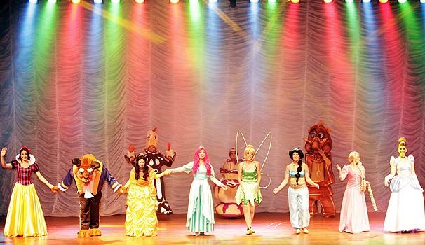 O Reino Encantado das Princesas (Foto: Divulgação)