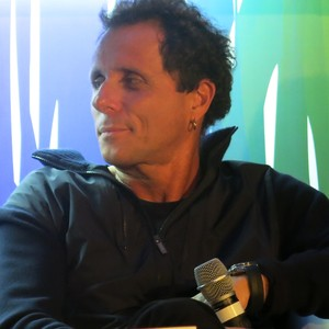 Para Tony Bellotto, narrar sexo como mulher foi 'libertador' (Isabela Marinho/G1)