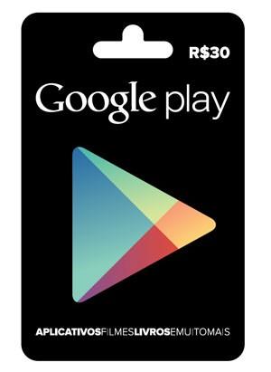 Vale-presente para adquirir aplicativos, filmes e músicas na Google Play. (Foto: Divulgação/Google)